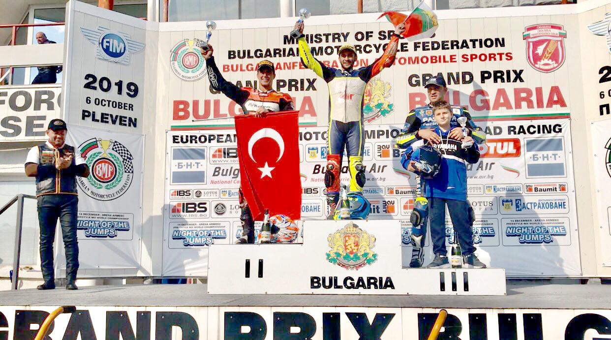 Bulgaristan'da 5 Sporcumuz Ödül Kürsüsüne Çıktı