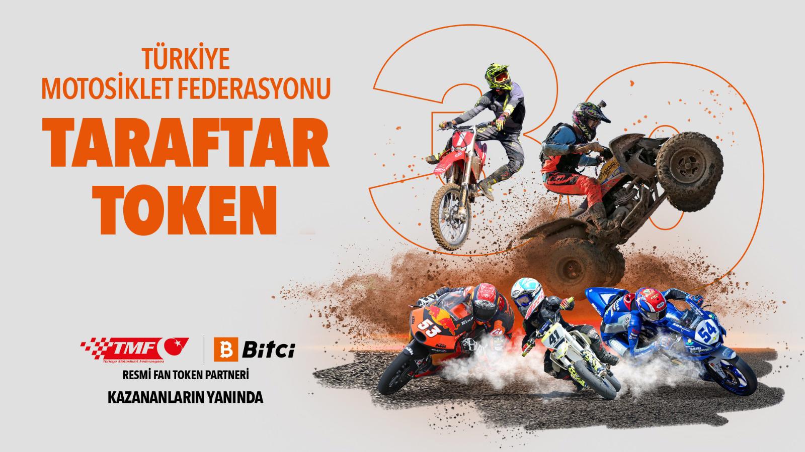 TMF Token İle Motosiklet Kazanacak
